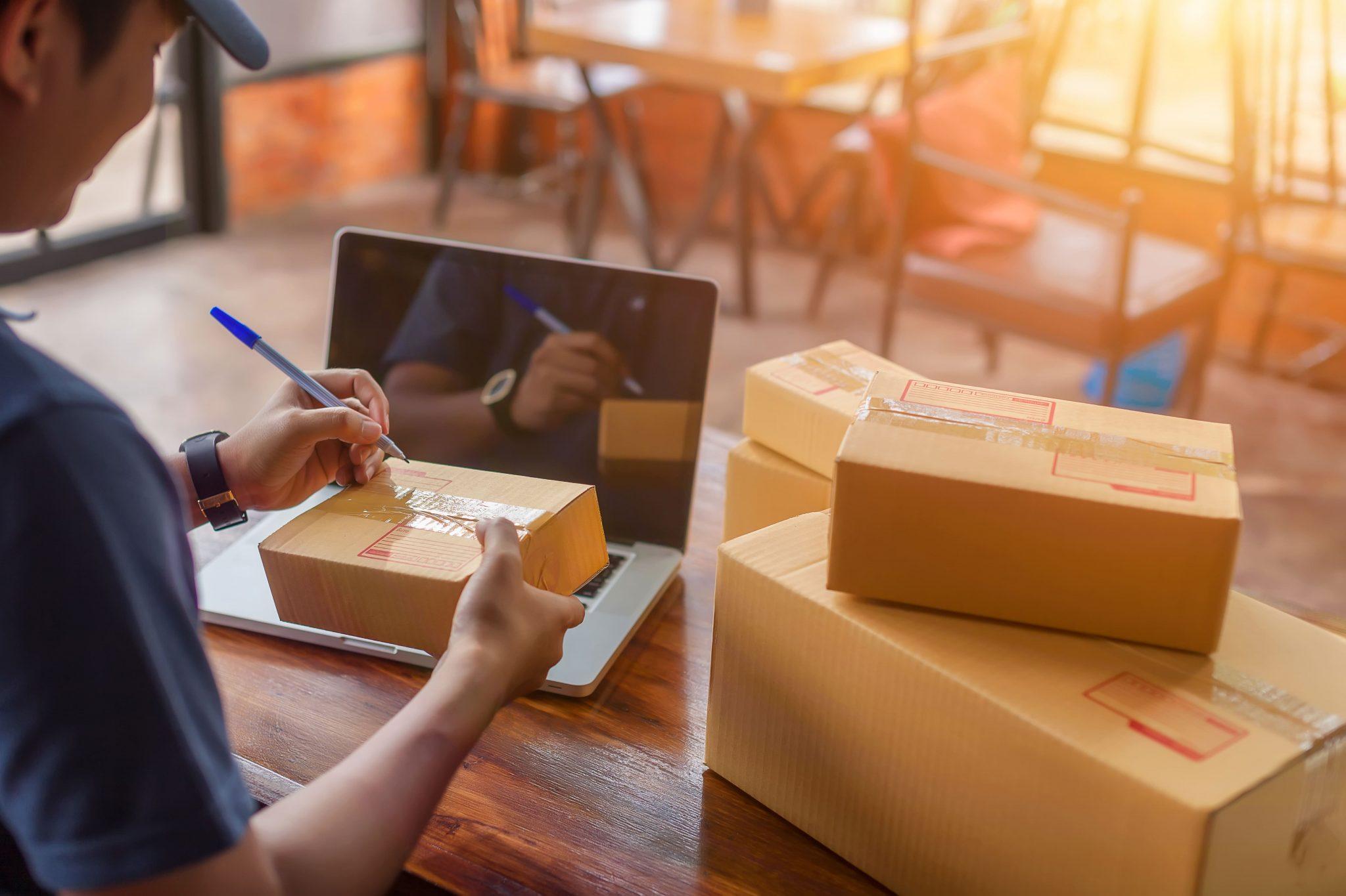 logística e-commerce natal