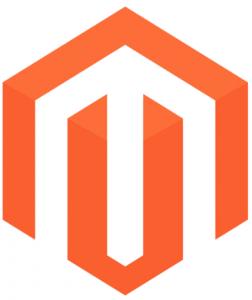Logotipo do Magento, Plataforma de E-commerce líder mundial
