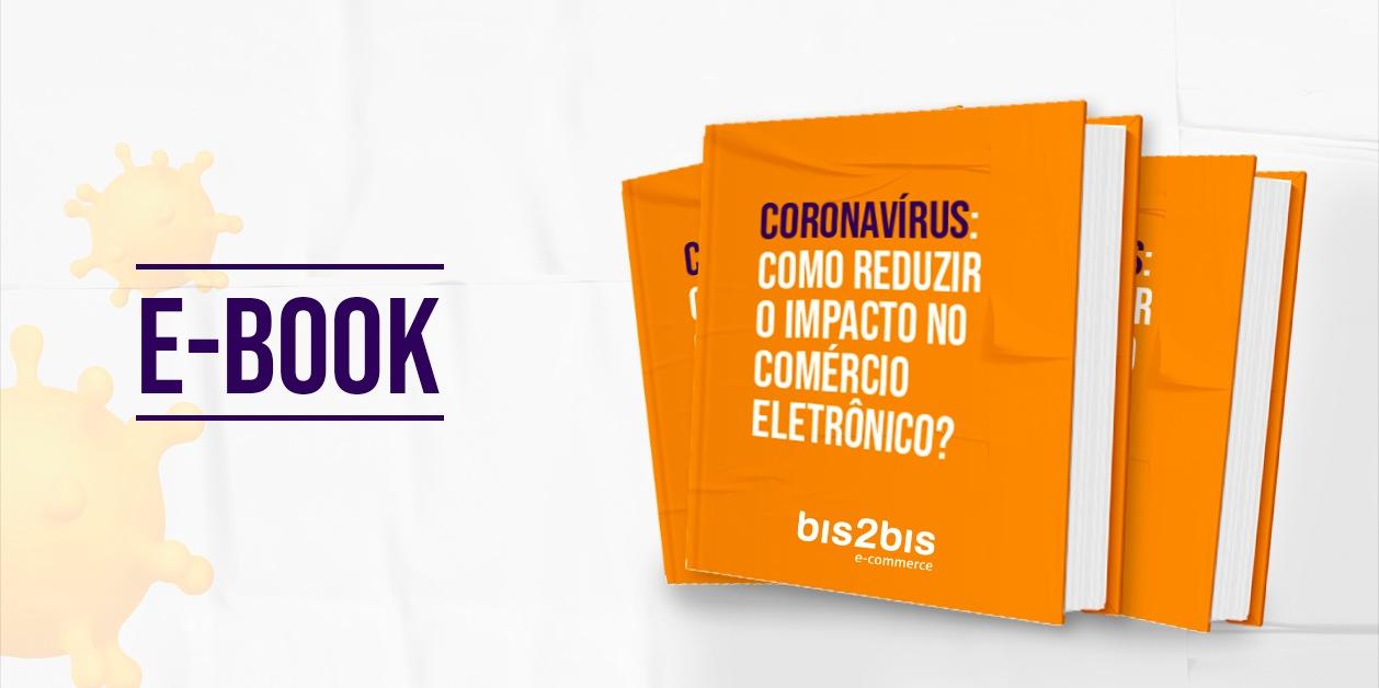 Mockup do e-book do coronavírus