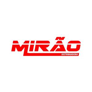 Logotipo da loja virtual Mirão Distribuidora, cliente da Bis2Bis, empresa que desenvolve Plataforma de E-commerce Magento