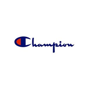 Logotipo da loja virtual Champion, cliente da Bis2Bis, empresa que desenvolve Plataforma de E-commerce Magento