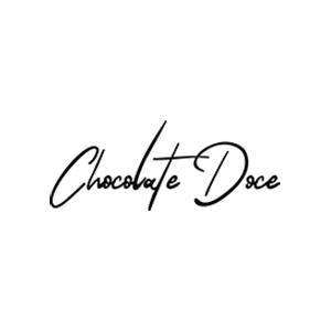 Logotipo da loja virtual Chocolate Doce, cliente da Bis2Bis, empresa que desenvolve Plataforma de E-commerce Magento