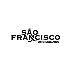 Logotipo da loja virtual São Francisco, cliente da Bis2Bis, empresa que desenvolve Plataforma de E-commerce Magento