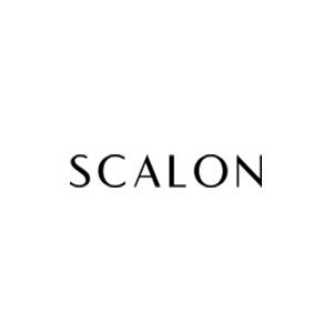 Logotipo da loja virtual Scalon, cliente da Bis2Bis, empresa que desenvolve Plataforma de E-commerce Magento