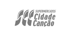 Logotipo da loja virtual Supermercados Cidade Canção, cliente da Bis2Bis, empresa que desenvolve Plataforma de E-commerce Magento