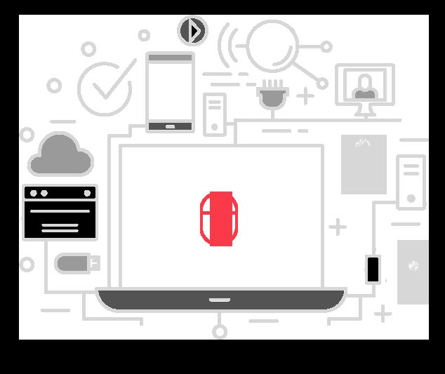 Ícone das lojas virtuais geek desenvolvidas pela Bis2Bis E-commerce