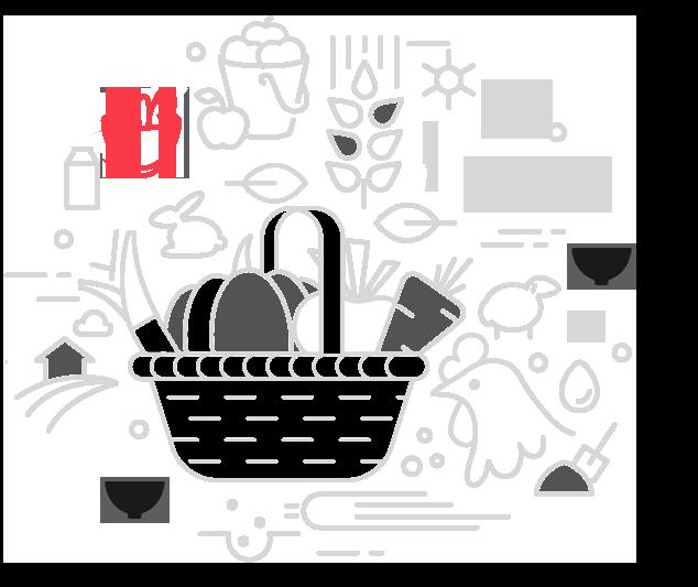 Ícone das lojas virtuais de mercados desenvolvidas pela Bis2Bis E-commerce