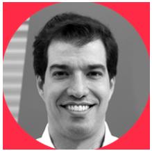 Foto do João Paulo Arraes, diretor financeiro da Bis2Bis, empresa que desenvolve Plataforma de E-commerce Magento