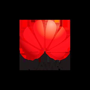 Logotipo da loja virtual Huawei, cliente da Bis2Bis, empresa que desenvolve Plataforma de E-commerce Magento