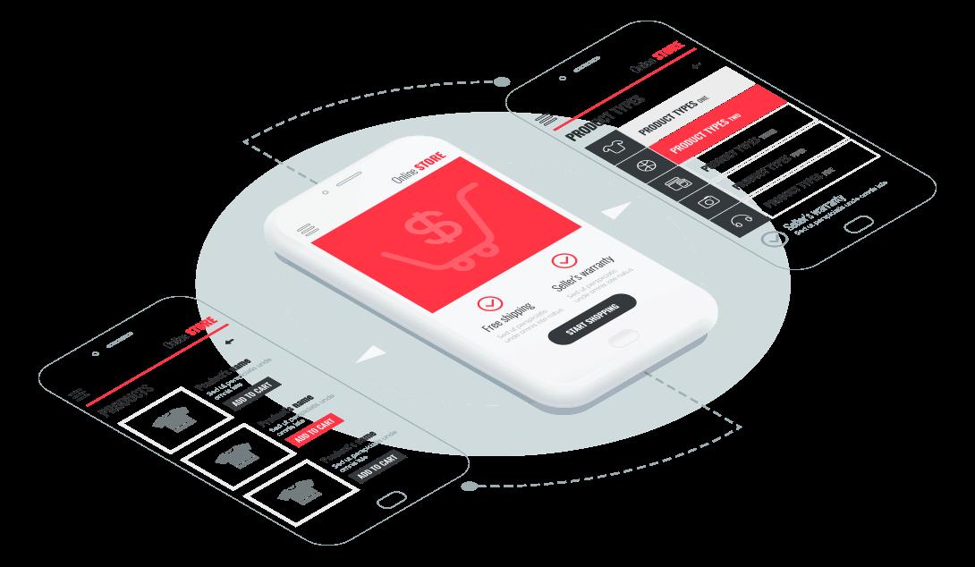 Ícone que remete aos clientes da Bis2Bis E-commerce, empresa que desenvolve a Plataforma de E-commerce Magento