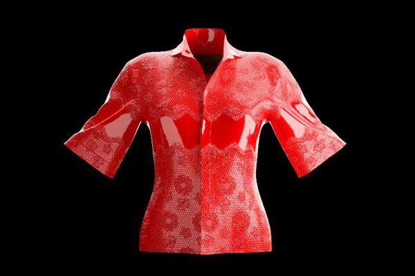 Essa é a camisa digital mais famosa do mundo atualmente, o que impulsiona as roupas digitais como grandes tendências do e-commerce - TRIBUTE BRAND/DIVULGAÇÃO