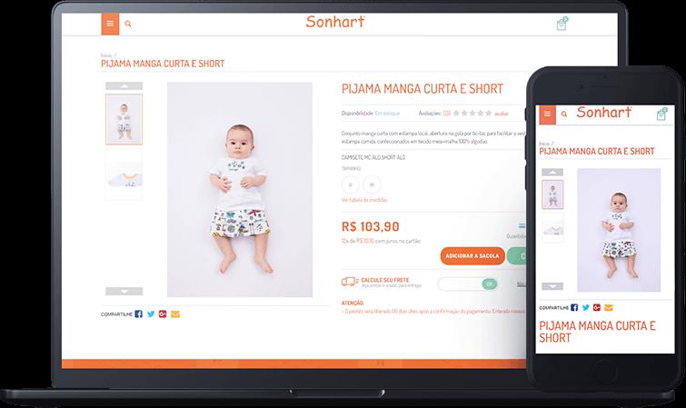 Shonart, case de sucesso Bis2Bis E-commerce