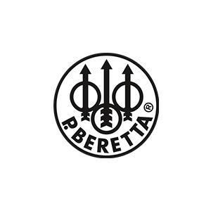 Logotipo da Beretta, cliente da Bis2Bis, empresa que desenvolve Plataforma de E-commerce Magento